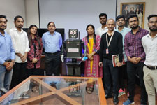 Students of Electrical and Electronics Engineering department