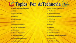 Artechnovia (Chart-Making Competition)